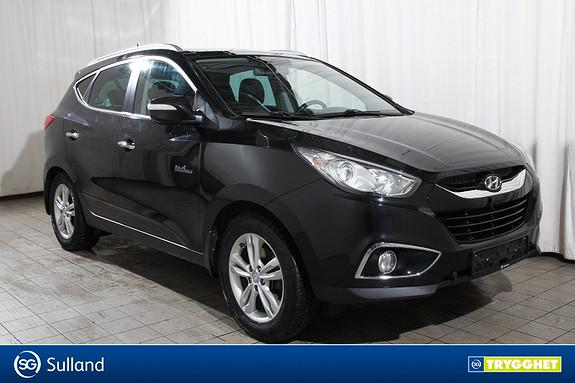 Hyundai ix35 1,6 GDI Premium 2WD Skinn-Navi-Ryggekamera-blåtann-
