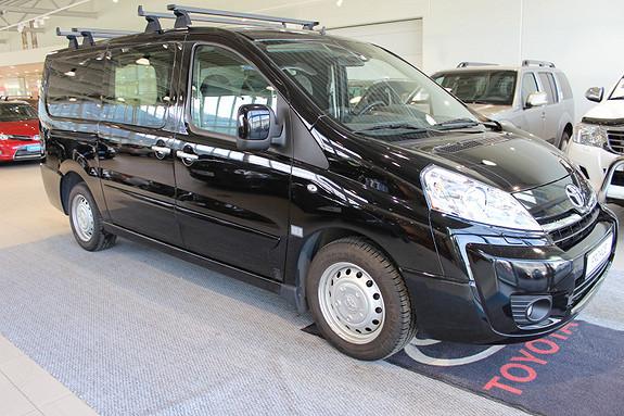 Toyota Proace 2.0D 128HK Lang  2015, 9783 km, kr 239000,-