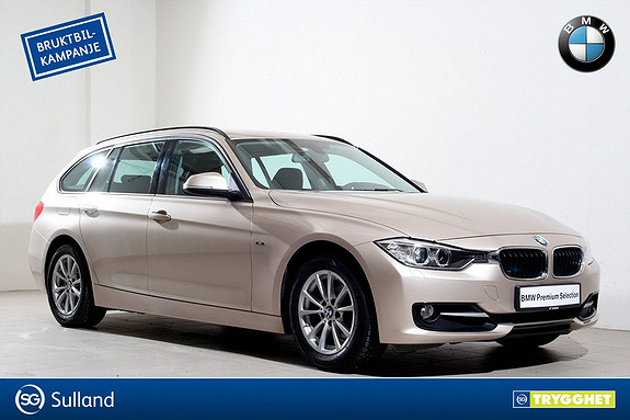 BMW 3-serie 316i Touring Advantage Edition aut -SportLine-DAB+-Heng
