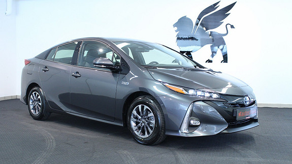 Toyota Prius Leasing 2990,- PHEV Executive skinn DAB NAVI