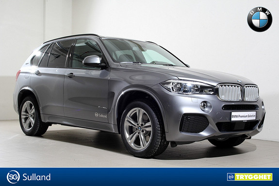 BMW X5 xDrive40e iPerformance 313hk -M-Navi-HUD-NightVision++