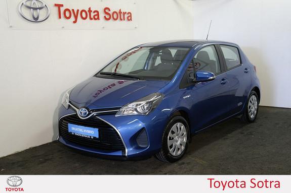 Toyota Yaris 1,5 Hybrid Active e-CVT  2015, 37300 km, kr 179000,-