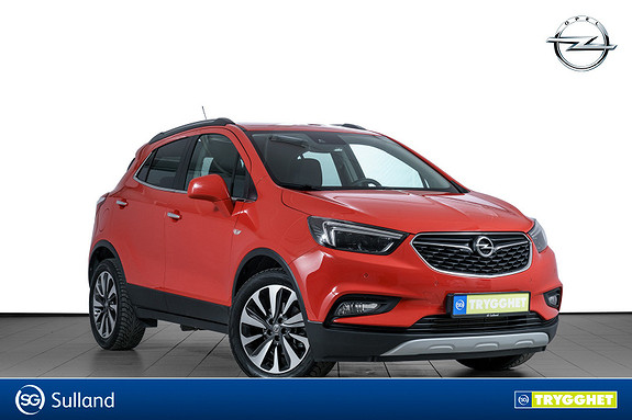 Opel Mokka X 1.4T 152hk 4X4 Premium  SKINN-NAVI-LED-BOSE-DAB-BT
