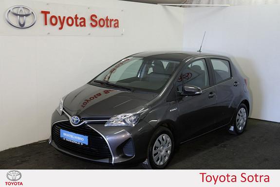 Toyota Yaris 1,5 Hybrid Active e-CVT  2015, 45400 km, kr 179000,-