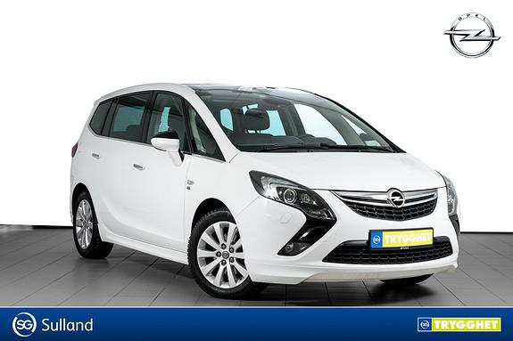 Opel Zafira Tourer Cosmo 2,0 CDTi 130hk 5 SETER-NAVI-DAB-RYGGEKAMERA-OPC++