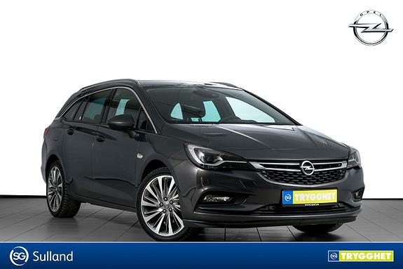 Opel Astra Sports Tourer 1,6 CDTI 136hk Premium aut SKINN-NAVI-DAB