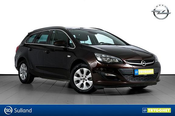 Opel Astra SportsTourer 1,6 CDTi 110hk Cosmo TILHENGERFESTE-DAB+