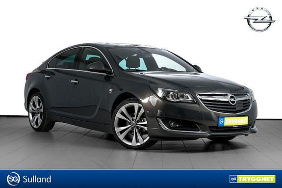 Opel Insignia 1,6T 170hk Premium aut EN EIER-SOM NY-RETT FRA SERVICE
