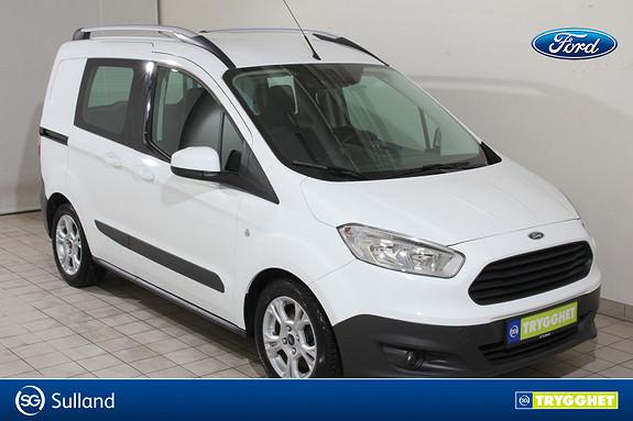 Ford Transit Courier 1,0 Ecoboost 100hk Trend SKYVEDØRER BEGGE SIDER-DAB