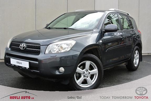 Toyota RAV4 2,0 VVT-i Sport aut 1 eier-Klima-2,95% rente-Garanti  2006, 137330 km, kr 149900,-