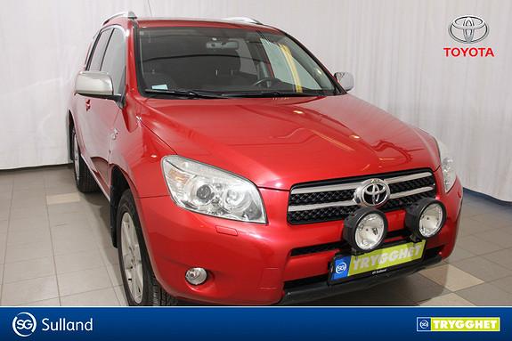 Toyota RAV4 2,2 D-4D 136hk DPF Cross Sport Ny servet