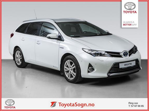 Toyota Auris 1,8 Hybrid Executive HSD HENGERFESTE  2013, 24757 km, kr 233000,-