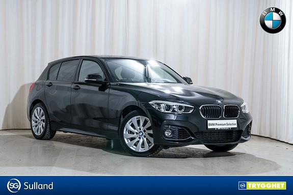 BMW 1-serie 118i aut M-Sport Navi Cam LED HIFI Skinn
