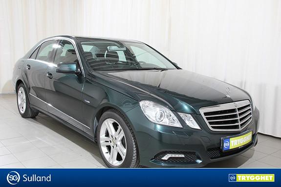 Mercedes-Benz E-Klasse E220 CDI Avantgarde aut. Navi,hengerfeste,meget pen