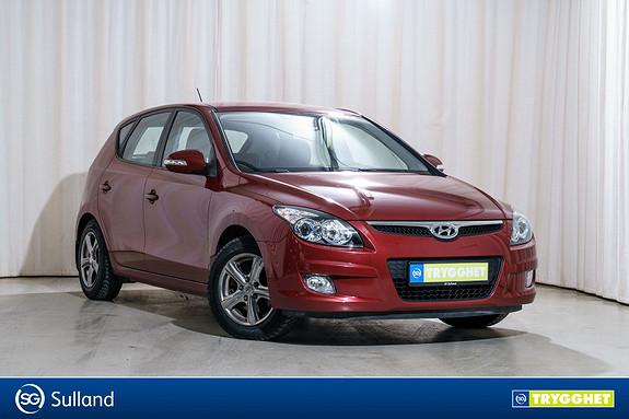Hyundai i30 1,6 CRDI 90 Hk Classic+ Blue Drive Lokalkjørt, pen bil