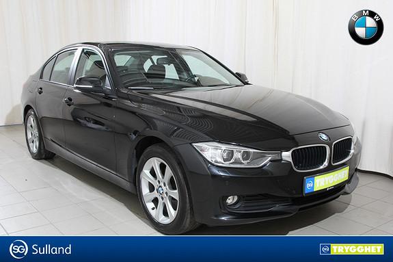 BMW 3-serie 320d 184hk Sportstoler, alarm,xenon