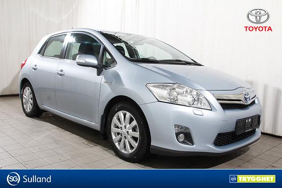 Toyota Auris 1,8 Hybrid Executive HSD Nøkkelfri-Ryggekam.-Aut Klima