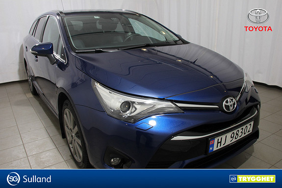 Toyota Avensis Touring Sports 1,8 Active Style M-drive 7S