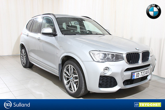 BMW X3 xDrive20d Facelift.MSport, Active Cruise,Navi