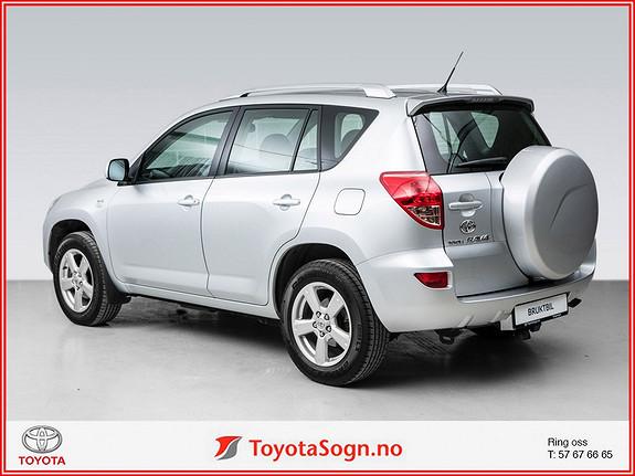 Toyota RAV4 2,2 D-4D 136hk Sport HENGERFESTE  2007, 95000 km, kr 158000,-
