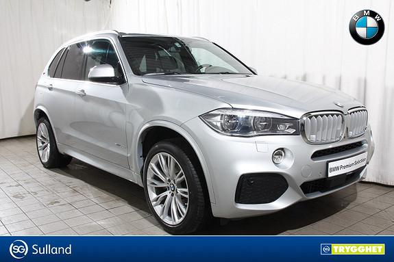 BMW X5 xDrive40e 313hk-MSport-Ad.LED-Ad.Cruise-Comf.seter-Pano