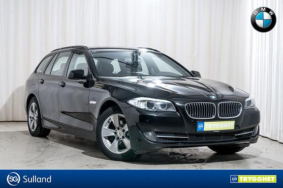 BMW 5-serie 520d Touring (163hk) Automat Comfortstoler El.bakluke P