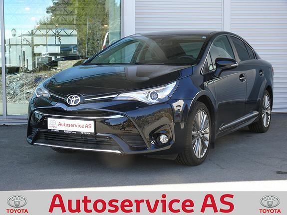 Toyota Avensis 1,8 Premium Multidrive 7S +++ TOPP SPEC UTSTYRT  2015, 7000 km, kr 334000,-