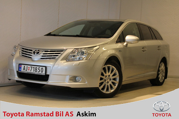 Toyota Avensis 2,2 D-CAT 150hk Executive aut.  2011, 195 800 km, kr 139 000,-