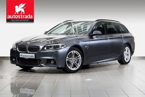 BMW 5-serie 520d xDrive M-Sport