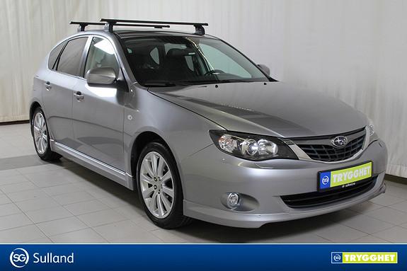 Subaru Impreza Premium 150HK/Lav km