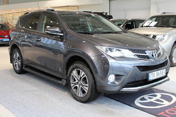 Toyota RAV4 2.2D-Cat  Automat Executive  2014, 98919 km, kr 345000,-