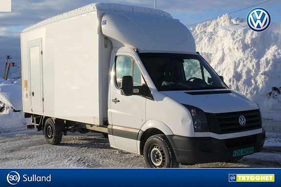 Volkswagen Crafter CRAFT.35 FLOBY  A=43 163 Leasing selges