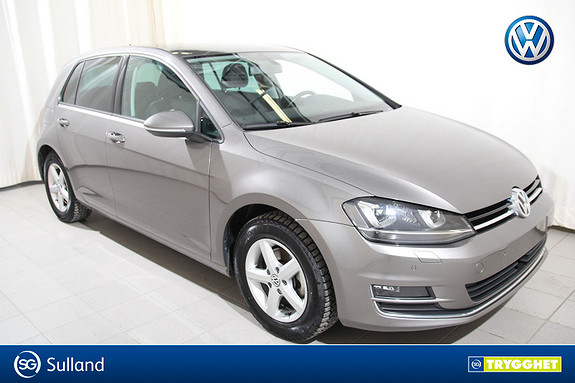 Volkswagen Golf 1,6 TDI 110hk Highline 4MOTION