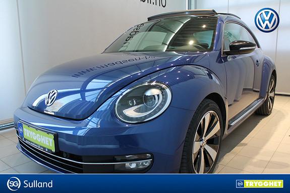 Volkswagen Beetle 1,4 TSI 160hk DSG Sport Navi, Cruise, Panoramatak, Mult