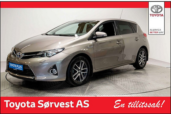 Toyota Auris 1,8 Hybrid E-CVT Active S  2015, 42969 km, kr 219000,-