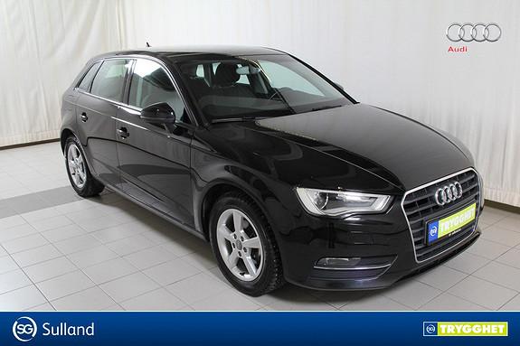 Audi A3 1,2 TFSI 110hk Ambition S tronic Bluetooth,DAB+,navigas