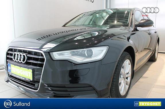 Audi A6 Avant 2,0 TDI 163 Hk multitronic LTD WEBASTO, EL.BAKLUK