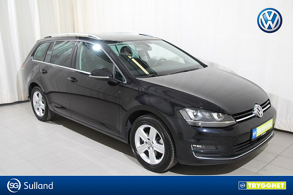Volkswagen Golf 1,6 TDI 110hk Highline DSG