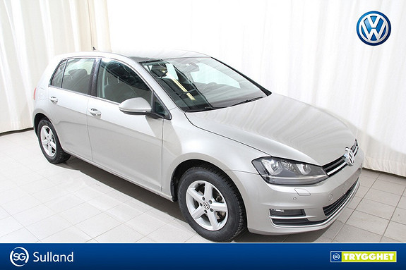 Volkswagen Golf 1,6 TDI 110hk Highline 4MOTION navi +++