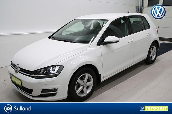 Volkswagen Golf 1,2 TSI 110hk Highline Klima,cruise,webasto,DAB+,tlf,Bi