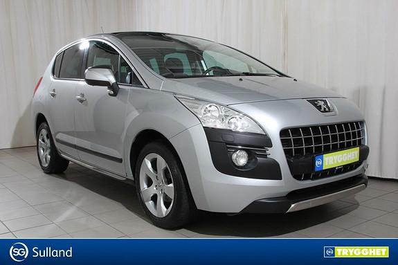 Peugeot 3008 1,6 Allure HDi 112 hk Panorama, cruice,defa