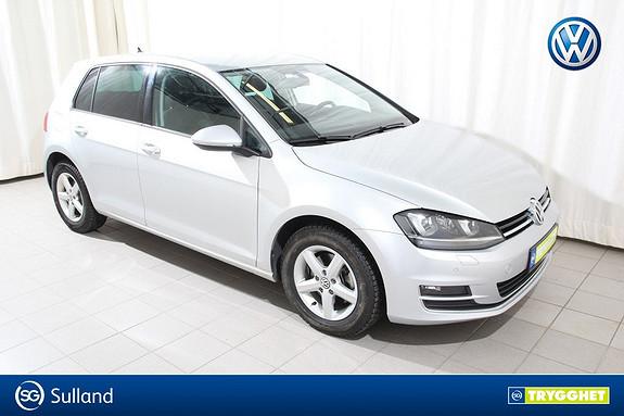 Volkswagen Golf 1,6 TDI 110hk Highline m/ fjernstyrt webasto