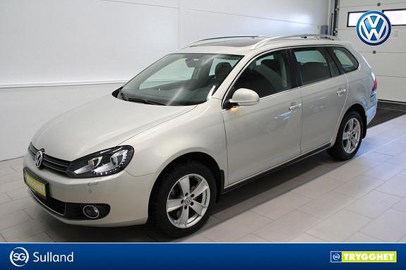 Volkswagen Golf 1,6 TDI 105hk Exclusive 4Motion ,Navi,webasto,tlf,krok,
