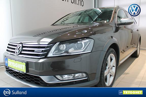 Volkswagen Passat Alltrack 2,0 TDI 140hk 4MOTION Carat WEBASTO, RYGGEKAMERA, KROK,