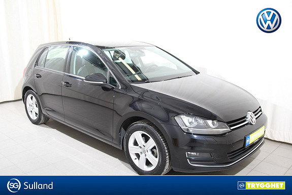 Volkswagen Golf 1,2 TSI 110hk Highline DSG
