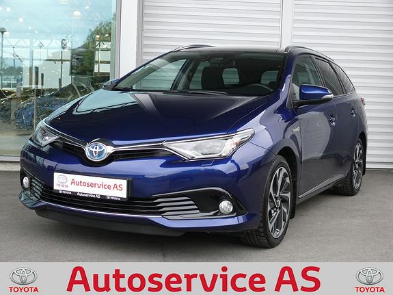 Toyota Auris Touring Sports 1,8 Hybrid Style  2015, 28000 km, kr 289000,-