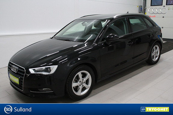 Audi A3 Sportback 1,2 TFSI 110hk Ambition ,Klima,DAB+,navi,tlf,