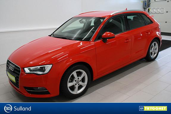 Audi A3 Sportback 1,2 TFSI 110hk Ambition ,Xenon,DAB+,navi,tlf,