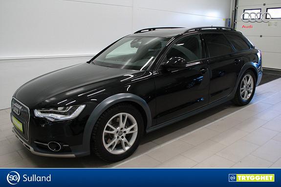 Audi A6 allroad quattro 3.0 TDI 245hk S tronic ,webasto,parksensorer,pa