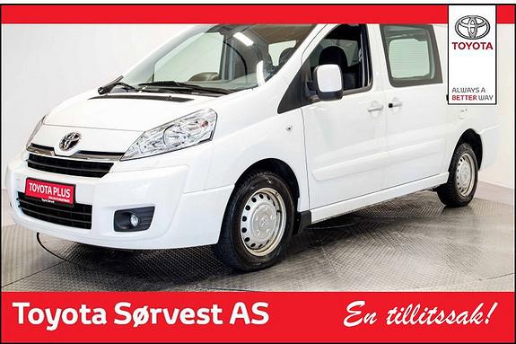 Toyota Proace 2,0 128hk L1H1  2014, 28996 km, kr 179000,-
